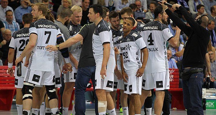 Handball Vorschau: VfL Gummersbach gegen THW Kiel! Ein Gegner mit Höhen und Tiefen