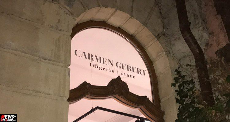 Carmen Gebert lingerie store in Bamberg. Elegantes und heißes für drunter und drüber