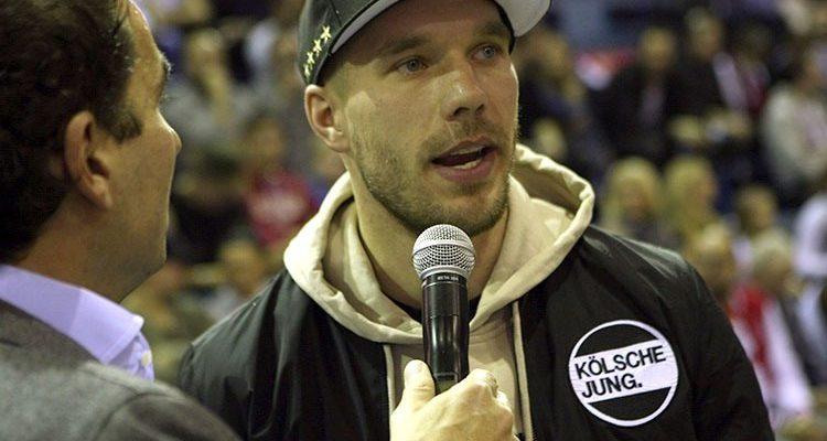 Ein Kölscher Jung für die Heim-WM! Lukas Podolski neuer Botschafter für die Handball-Weltmeisterschaft