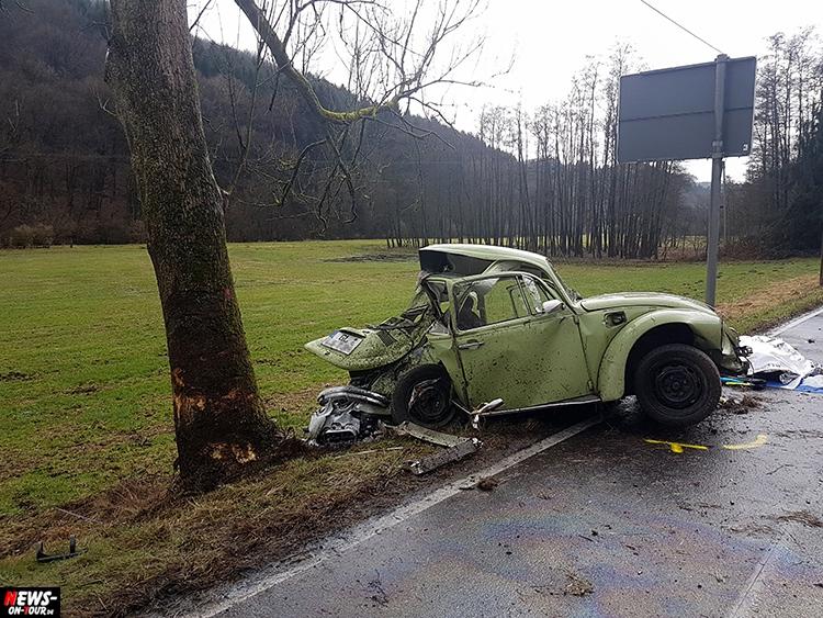 Lindlar Unfall: Tragischer PKW Verkehrsunfall! 44-Jähriger stirbt ...