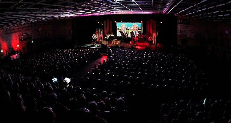 Bergneustadt: Kastelruther Spatzen Konzert war ausverkauft! Rund 1.000 Fans feierten die Superstars der Volksmusik in der Burstenhalle