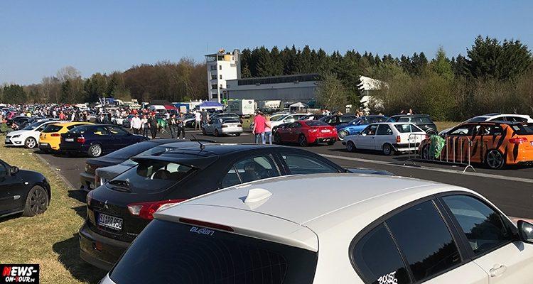 Tuning-Cars: 1.500 GEILSTE KARREN beim Frühlingserwachen @Flugplatz Meinerzhagen / Marienheide. DIE BILDER! Oberbergischer Kreis / Märkischer Kreis (NRW)