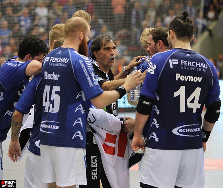 Hasanefendic: Das Kollektiv zählt und die Leidenschaft! VfL Gummersbach vs. GWD Minden Sa. 13.05.2017