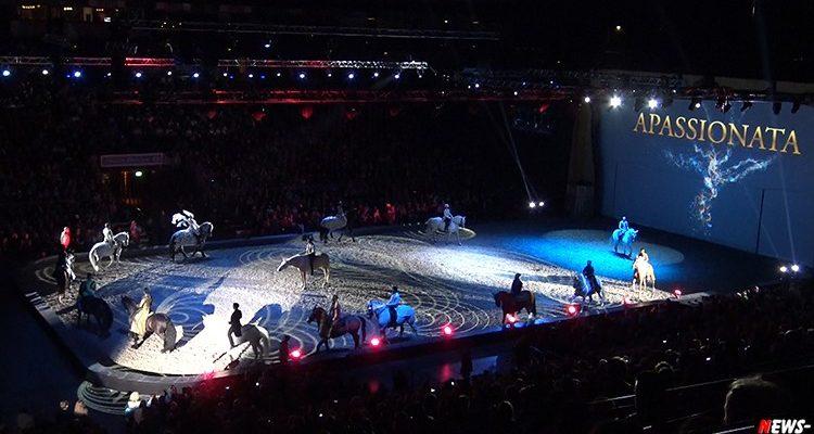 APASSIONATA | Cinema of Dreams | Lanxess Arena | Köln | Die BILDER! der magischen Pferdeshow