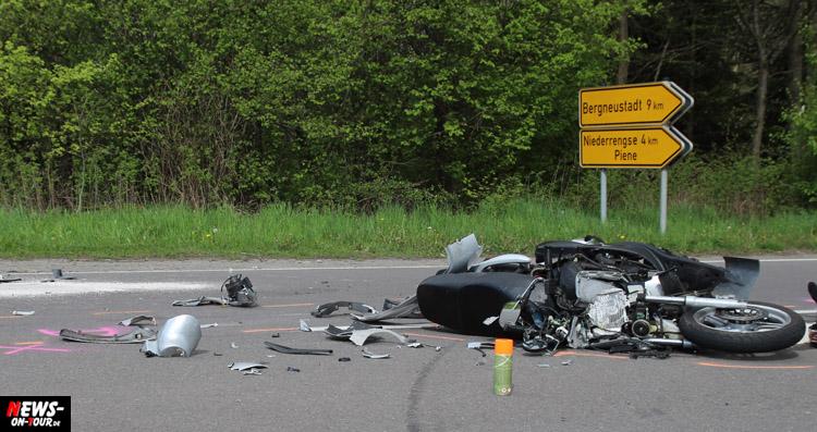 Tödlicher Unfall Remscheid Heute