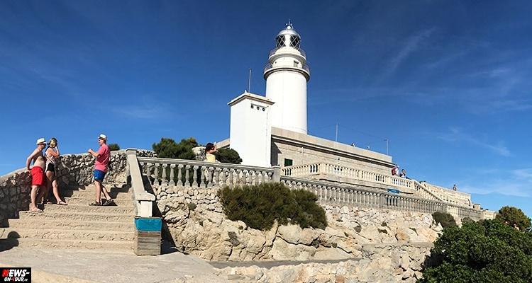 Leuchtturm/CAP FORMENTOR – Treffpunkt der Winde! TOP 10 Ausflugziel auf Mallorca. Traumhafte Bilder/Videos!