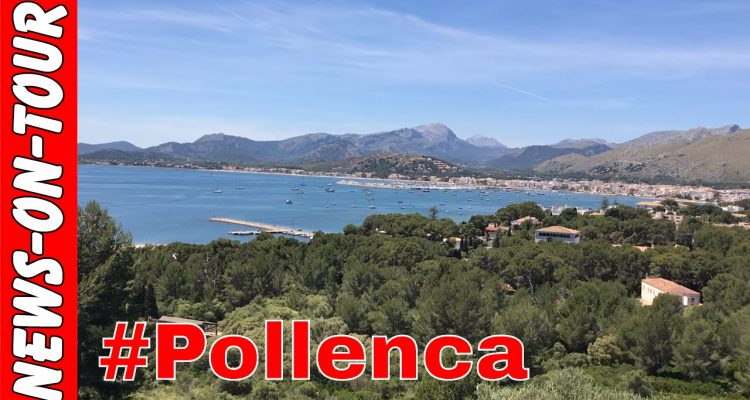 Port de Pollenca PANORMA VIEW | Mallorca Spain | 16.05.2017 | Port de Pollença