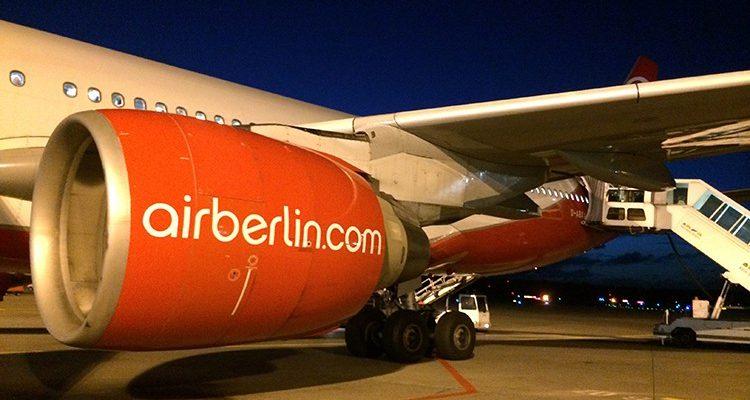 Turbulenzen in der Luftfahrt: Massive Nachteile für Flugpassagiere! Air Berlin mit eine Pünktlichkeitsrate von nur 56%