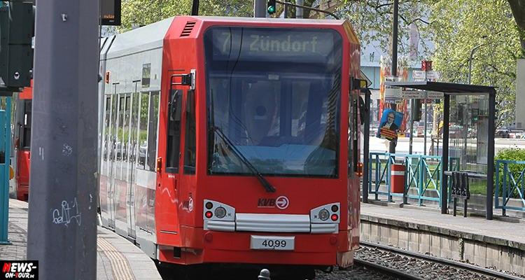 Köln: Straßenbahnen stoßen in der Innenstadt zusammen. Stadtbahnführer alkoholisiert – viele Leichtverletzte
