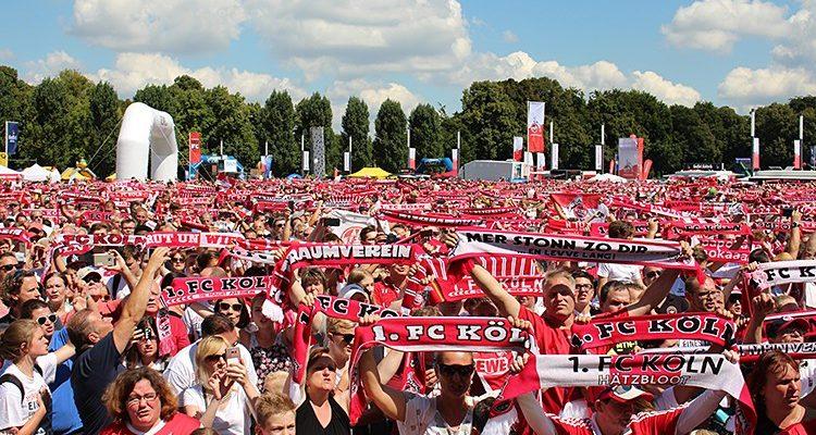 Köln: 50.000 FC-Fans bei Saisoneröffnung des FC! Kaiserwetter und Gänsehautfeeling (Mit Video!)