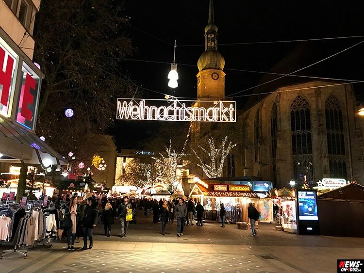 öffnungszeiten Dortmunder Weihnachtsmarkt.Weihnachtsmarkt Dortmund 2017 Größter Echter Weihnachtsbaum Der