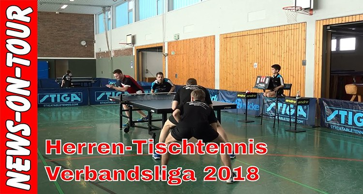 Tischtennis Verbandsliga: Alle Spiele in voller Länge! TTC Schwalbe Bergneustadt 4 vs TTC Schwalbe Bergneustadt 3 | 14.01.2018
