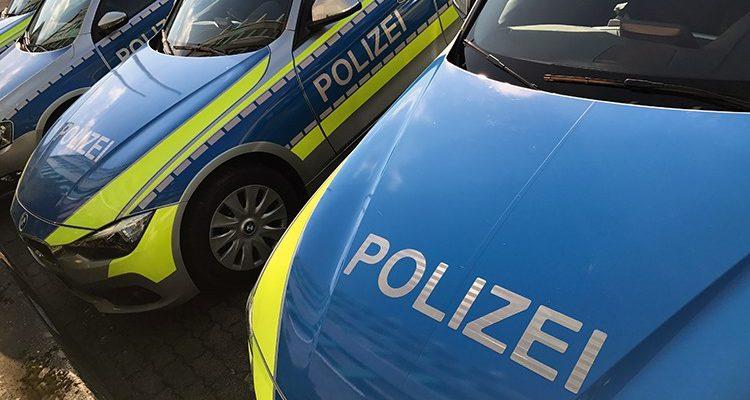 Rettender Biss in die Hand des Täters (Köln Westhoven) Verdacht eines Sexualdelikts. Fahndung