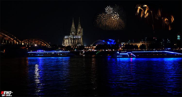 Kölner Lichter 2018 | 2 Videos online – Feuerwerk Highlights | Paintings – die Feuermaler von Köln + #DerSasseVLog 015