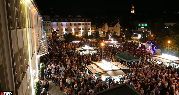 Bergneustadt: Augen zu und BAP! MAM begeisterte 3.000 Zuschauer zum 17. Rathaus Platz Open-Air