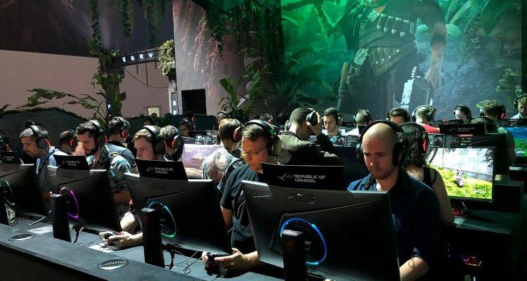 #gamescom2018 | Spektakuläre Neuheiten zum 10-jährigen Jubiläum! 370.000 Besucher aus 114 Ländern (Abschlussbericht) The Heart of Gaming