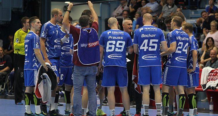 Fünfte Niederlage im sechsten Saisonspiel! VfL Gummersbach verliert gegen MT Melsungen