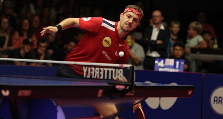 Table Tennis Champions League (2021/22) Titelverteidiger Düsseldorf an Position eins gesetzt