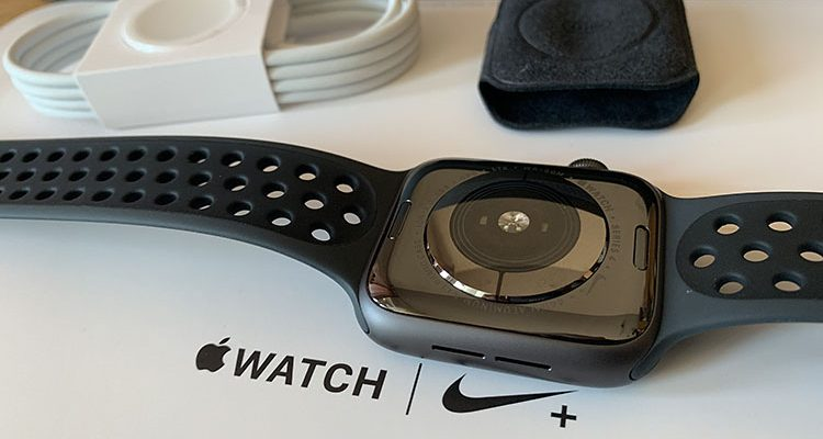 So sieht die APPLE WATCH Nike+ Serie 4 aus! Bilder und 4k UNBOXING Video