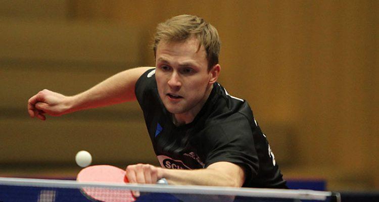 Doppelerfolg für Benedikt Duda bei den Deutschen Tischtennis Meisterschaften 2021 in Bremen