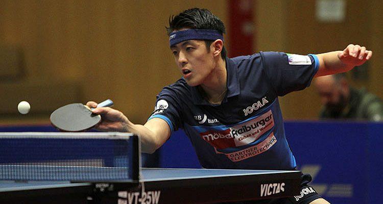 Tischtennis Weltrangliste (Woche 34/2021) Dang Qiu klettert. Boll weiter in Top 10
