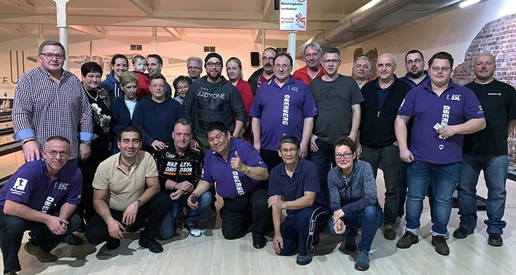 1. BSC Oberberg e.V seit 2003 aktiv! Bowling Sport Club mit 56 Mitglieder aktiv