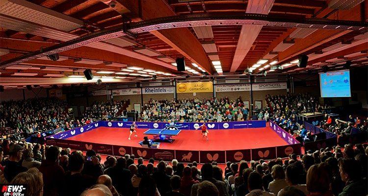 Table Tennis Champions League 2020/21! Spielpan veröffentlicht. Borussia Düsseldorf startet gegen de Boer Taverzo