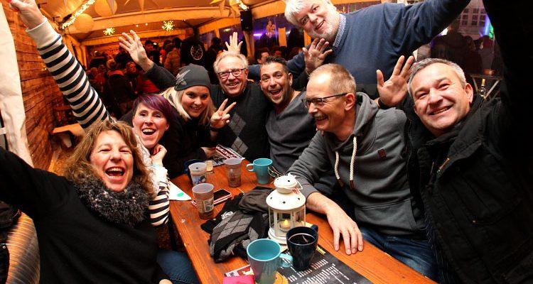 Bergneustadt: Zwei Tage Wintermärchen in Bildern! #DieEisbahn 3.0 Party Weekend Fr. 18./19.01.2019 Fotoshooting