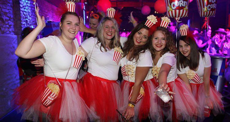 Gummersbach: KARNEVAL Alaaf in der HALLE 32! Weiberfastnacht (Do. 20.02.2020) und Ü-30 Party an Karnevalssamstag (22.02.2020)