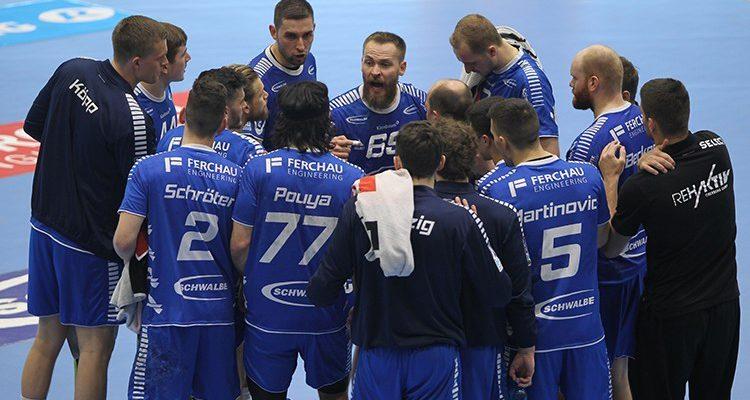 Handball: Sensationeller VfL Gummersbach besiegt Rhein-Neckar Löwen 28:23 (13:11)