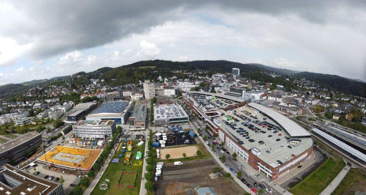 50 Jahre Städtebauförderung: Gummersbach von Anfang an dabei