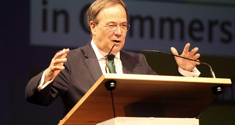 (Gummersbach) Ministerpräsident Armin Laschet: Die Europawahl ist eine richtungsweisende Wahl!
