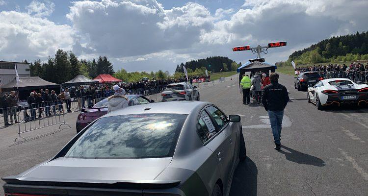 Trackday 2k19 Vol. 5 mit 1000 PS Cars! 800 Besucher und 100 Starter auf dem Flugplatz Meinerzhagen