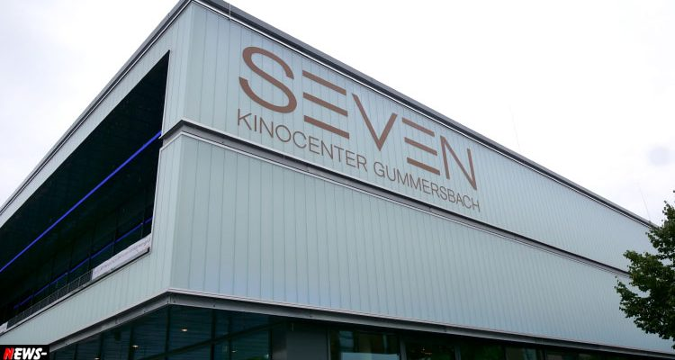 Kino Gummersbach: Corona-Wiedereröffnung leider verschoben |  SEVEN Kinocenter GM