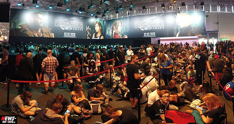 #NEWSonTour war auf der #gamescom2019  VIDEO!! VLOG (4k)#DJIOsmoPocket games fun germany #köln #cologne