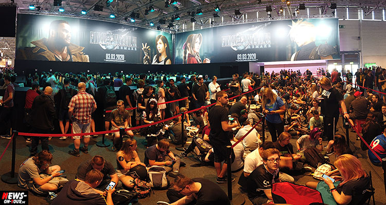 #NEWSonTour war auf der #gamescom2019  VIDEO!! VLOG (4k)#DJIOsmoPocket games fun germany https://youtu.be/ofPXxEYgQDE #köln #cologne