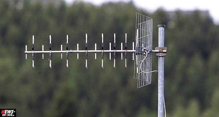 Gummersbach: TV-Empfang (DVB-T2) am 11.September 2019 gestört! Mastinspektion und Leiterprüfung am Antennenträger | Oberbergischer Kreis (NRW)