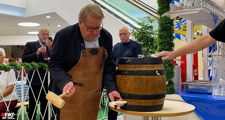 O`zapft is DOCH NOCH NICHT! Wenn bei Fassanstrich kein Bier läuft… | Gummersbach: Oktoberfest im Bergischen Hof