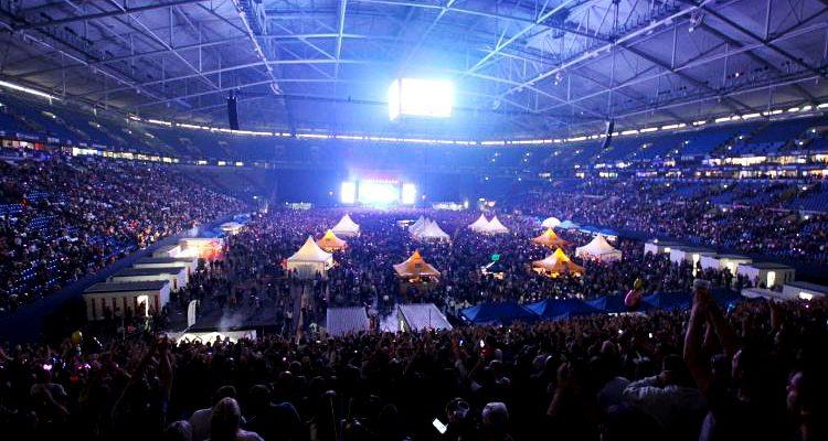 Schalke Ole 2019 | 45.000 Zuschauer beim Ole-Party Finale! Fußballtempel wurde zur Party-Hochburg. Die Stars Partyszene begeistern die Massen