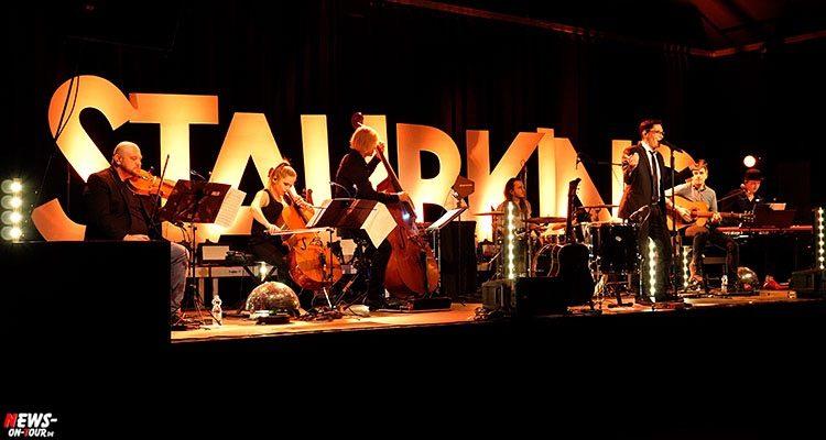 Bergneustadt: STAUBKIND traf sein Publikum emotional direkt ins Herz! Gigantischer Weltklasse Auftritt im Krawinkelsaal zu den 6. Liedermacher Tagen