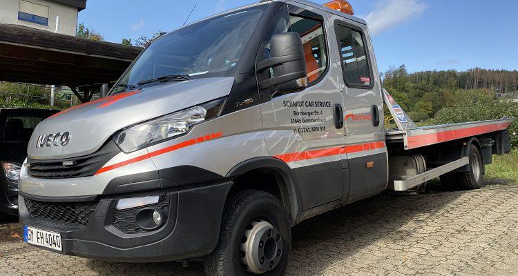 Gummersbach: Fahrer im Abschlepp-/Pannendienst (m/w/d) ab sofort gesucht. Bosch Car Service Schmidt: Vier neue Jobs mit guten Verdienstmöglichkeiten!