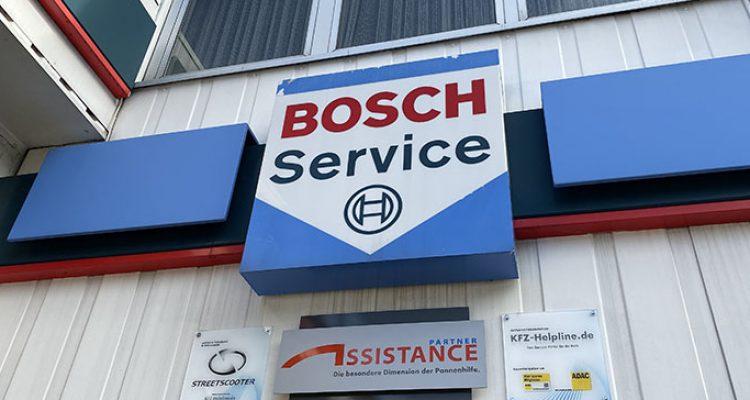 Gummersbach: Autoreparatur? Kontaktlosen GRATIS Hol- & Bringservice bei Bosch-Car-Service Niederseßmar