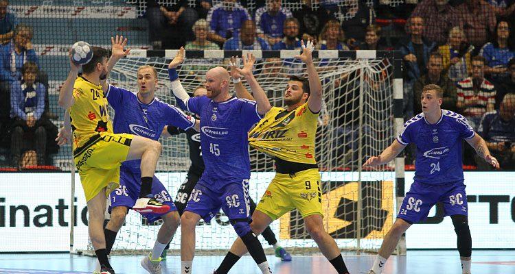 Gut das der Gegner so schlecht war! VfL Gummersbach schlägt Ligaschlusslicht HSG Krefeld