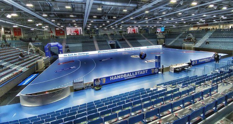 VfL Gummersbach: Zuschauerzahl bekannt fürs erste Heimspiel (Sa. 10. 10.2020). So viele dürfen live in die SCHWALBE Arena