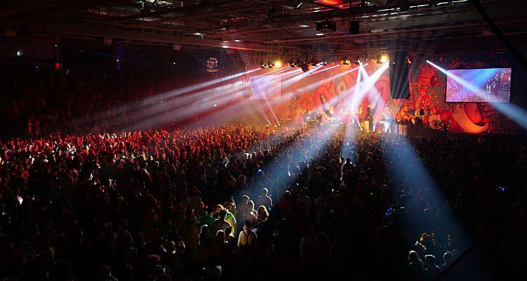 NACHLESE: Arena Alaaf 2019! DIE BILDER von Tag 2 (Sa. 16.11.2019)