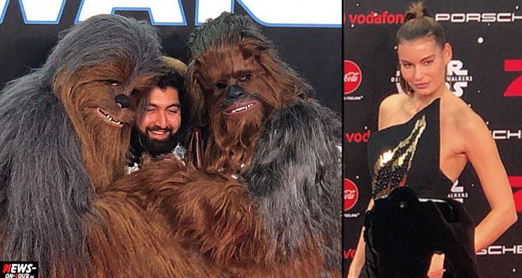 Star Wars: Der Aufstieg Skywalkers! Gala-Screening im Cinedom in Köln