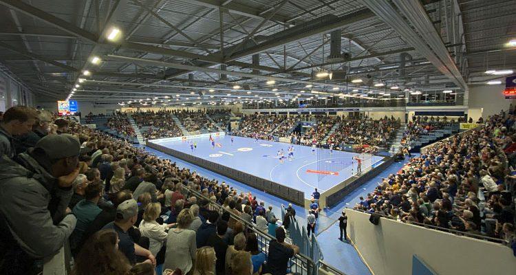 Bis zu 1.000 Zuschauer bei Heimspielen! VfL Gummersbach plant letzten beiden Heimspiele in der SCHWALBE ARENA