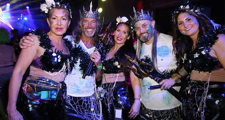Karneval in Gummersbach: Ü-30 Party @Halle 32 wieder ein Mega Erfolg. Volle Hütte und TOP-Stimmung am Karnevalssamstag (22.02.2020) @Gummersbach – DIE BILDER DES ABENDS!