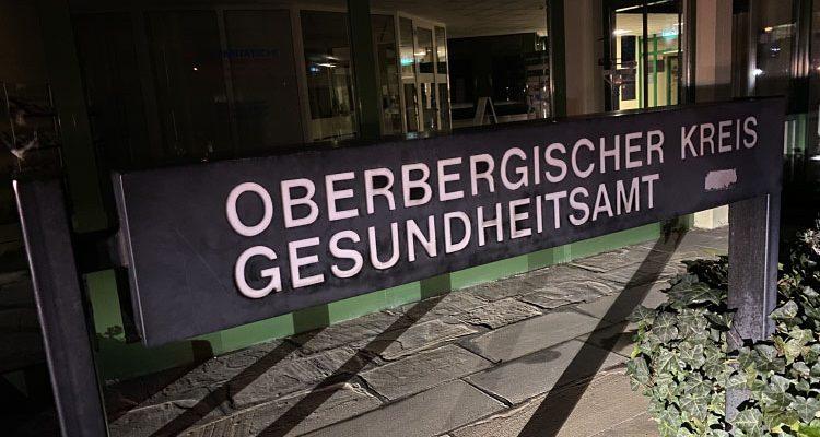 Oberberg/Fr.03.04.2020: 306 bestätigte Corona-Fälle! Gemeinden/Städte nach Infizierten aufgelistet!