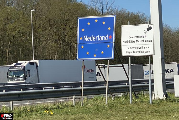 Grenze Deutschland Niederlande Corona